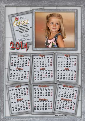 Lote Escuela - Calendario