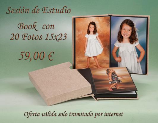 Oferta Book Estudio