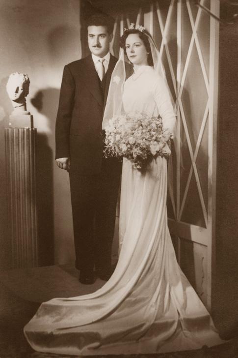 Reproducción fotografía boda